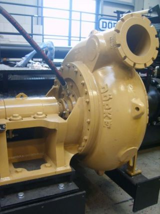 Döpke dredge pump DP 300/250